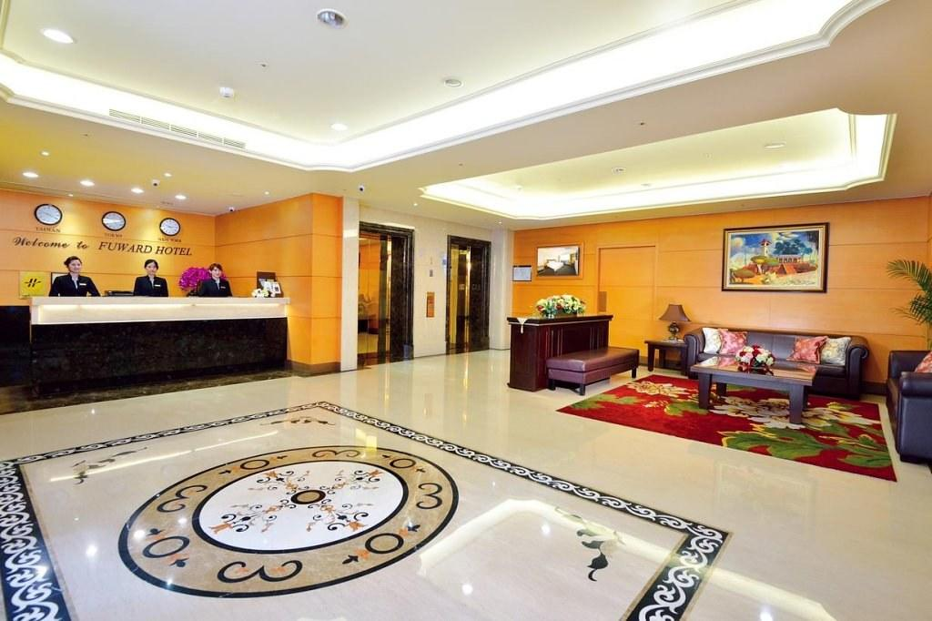 Fu Ward Hotel Tainan 2