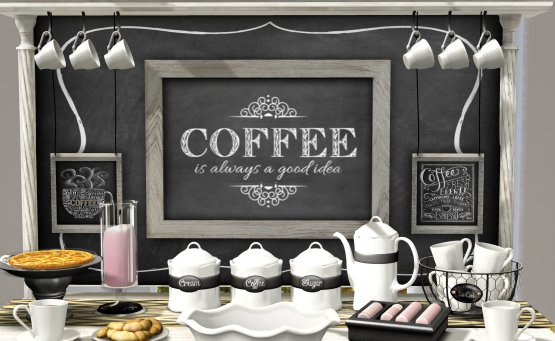 Coffee station: Φτιάξε τον προσωπικό σου χώρο για καφέ - iTravelling
