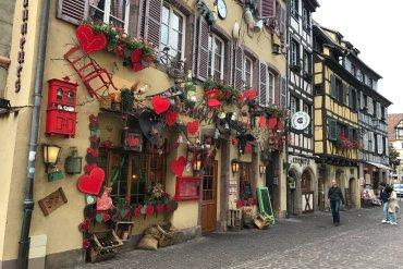 Ταξίδι τα Χριστούγεννα στο μεθυστικό Colmar - iTravelling
