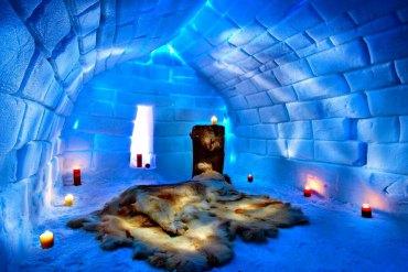 Ice Hotel: Το πιο παγωμένο ξενοδοχείο βρίσκεται στη Σουηδία - iTravelling