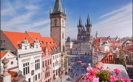 Low budget διαμονή στην Πράγα: 5 ξενοδοχεία μέχρι 80 ευρώ τη βραδιά - iTravelling