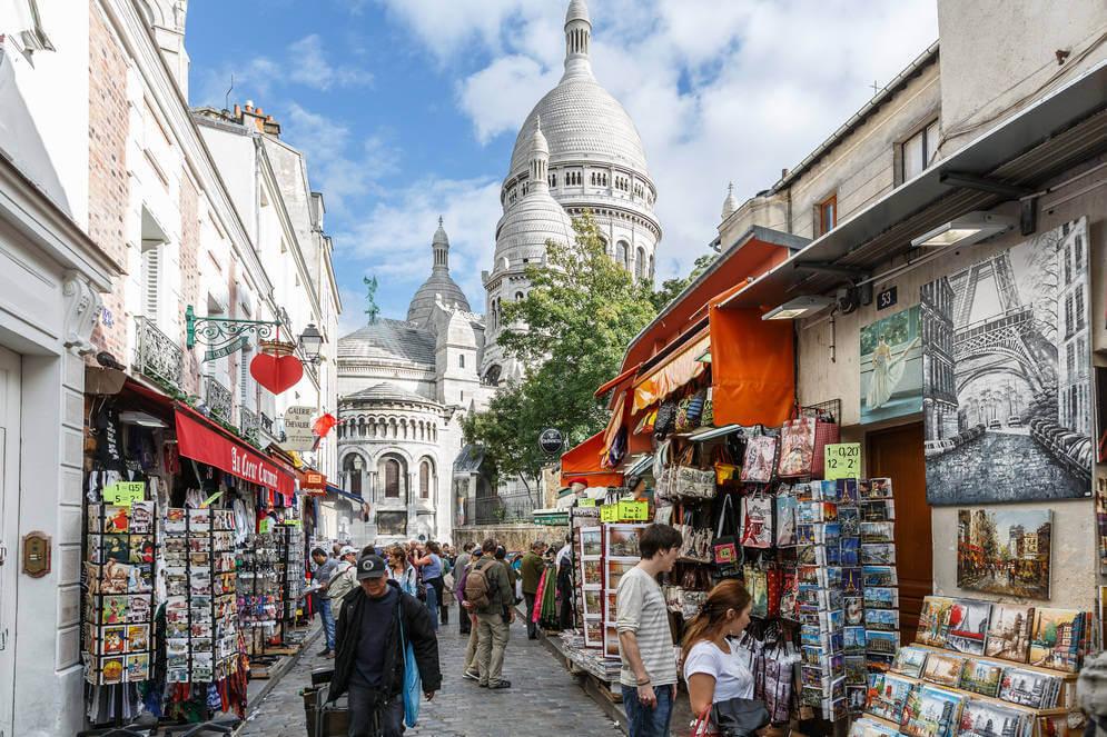 Ταξίδι στη Μονμάρτρη, στην πιο ρομαντική γειτονιά του Παρισιού - iTravelling