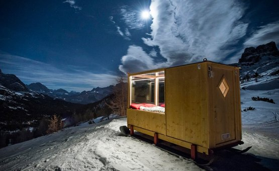 Starlight Room: Για ύπνο με θέα το Γαλαξία - iTravelling
