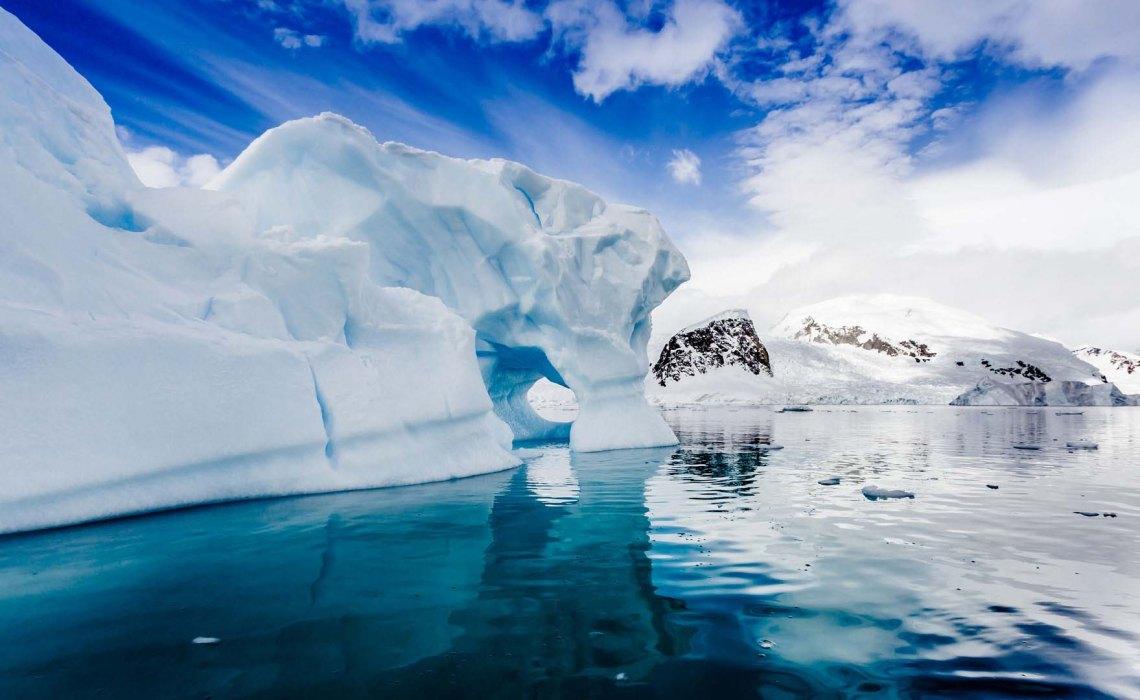 Ένα πολύ παγωμένο ταξίδι στην Ανταρκτική - iTravelling
