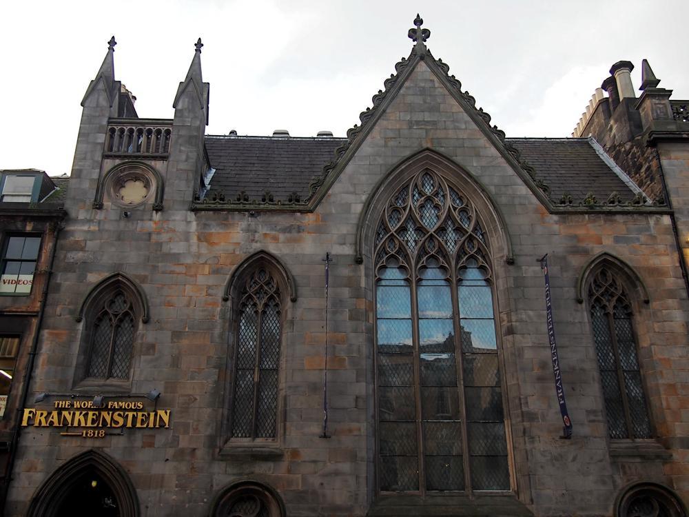 Εκκλησία στο Εδιμβούργο διανυκτερεύει….αλλά πλέον ως φημισμένο μπαρ!