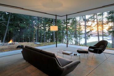 Ένα βραβευμένο zen σπίτι για τη μαμά στα νησιά Orca! - iTravelling