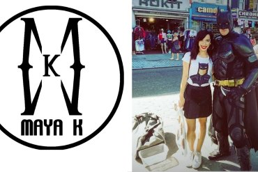 MAYA K: Ταξιδεύουμε στο Λονδίνο για ζωγραφισμένα t-shirts στο χέρι - iTravelling