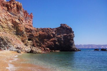 4 πανέμορφες παραλίες με θειάφι στην Ελλάδα - iTravelling