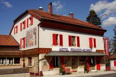 Arbez Hotel: Το ξενοδοχείο που «πατάει» σε δύο χώρες - iTravelling