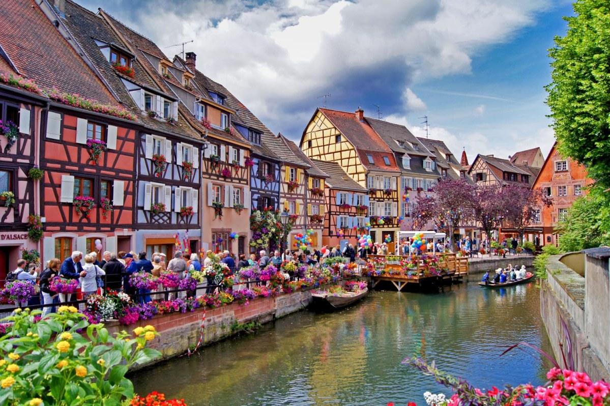 On the Road || Ένα «μεθυστικό» ταξίδι στο γαλλικό Colmar