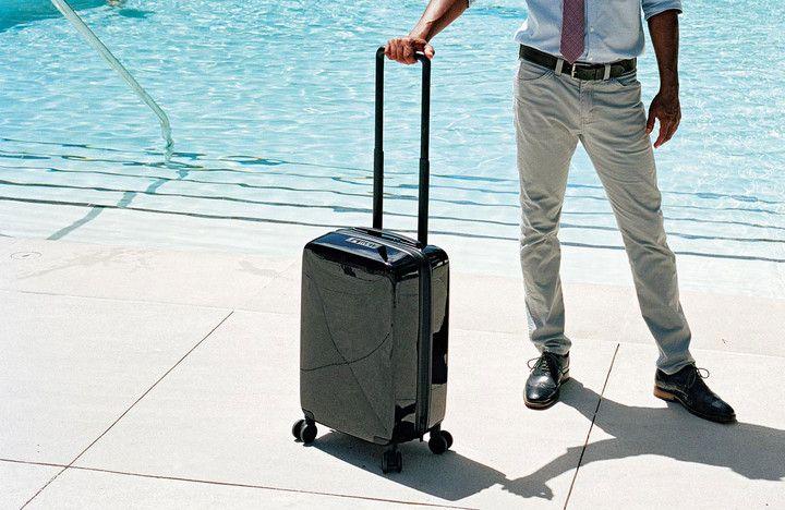 Η νέα βαλίτσα Raden σου δίνει τη λύση για το άγχος πριν την πτήση - iTravelling