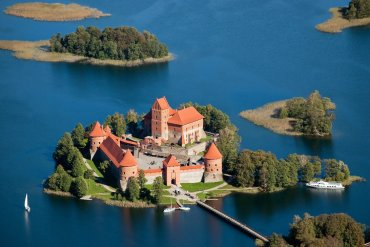 Τρακάι: Μια μεσαιωνική πόλη στη Λιθουανία - iTravelling