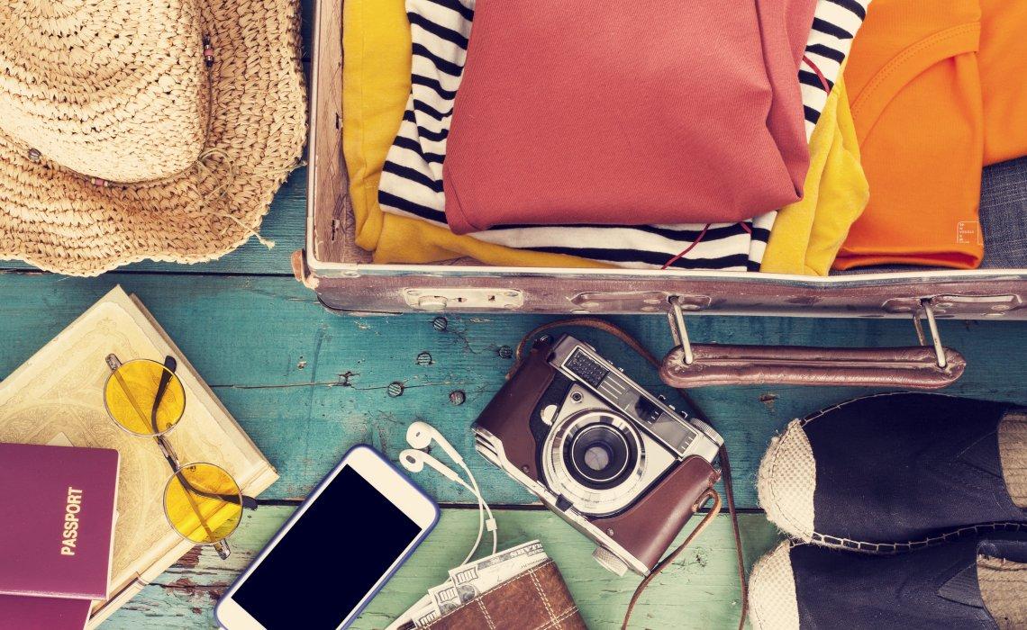 Πως θα φτιάξεις τη βαλίτσα των διακοπών εύκολα και γρήγορα - iTravelling