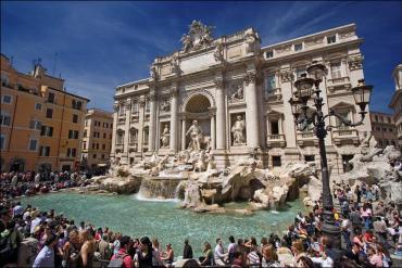 Που πηγαίνουν τα 920.000 δολάρια σε νομίσματα της Fontana di Trevi; - iTravelling.gr