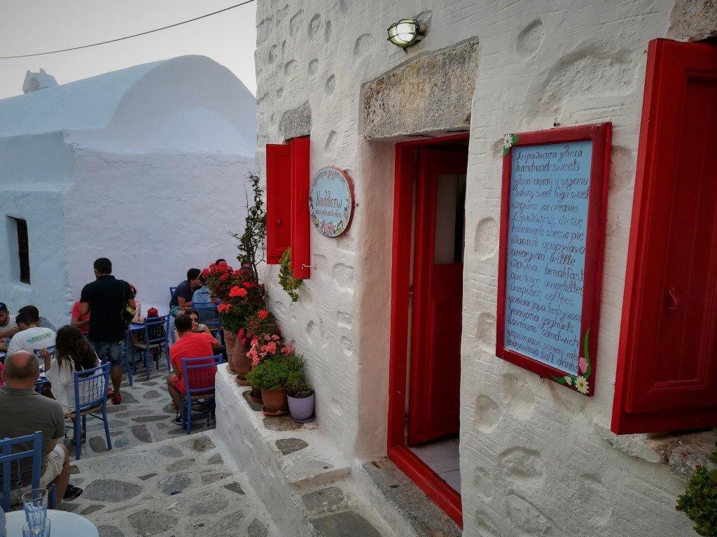 Καλλιστώ: Το γλυκοπωλείο στην Αμοργό που θα σε κάνει μόνιμο κάτοικο
