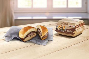Nutella burger: Το πιο λαχταριστό burger έχει γέμιση Nutella - itravelling.gr