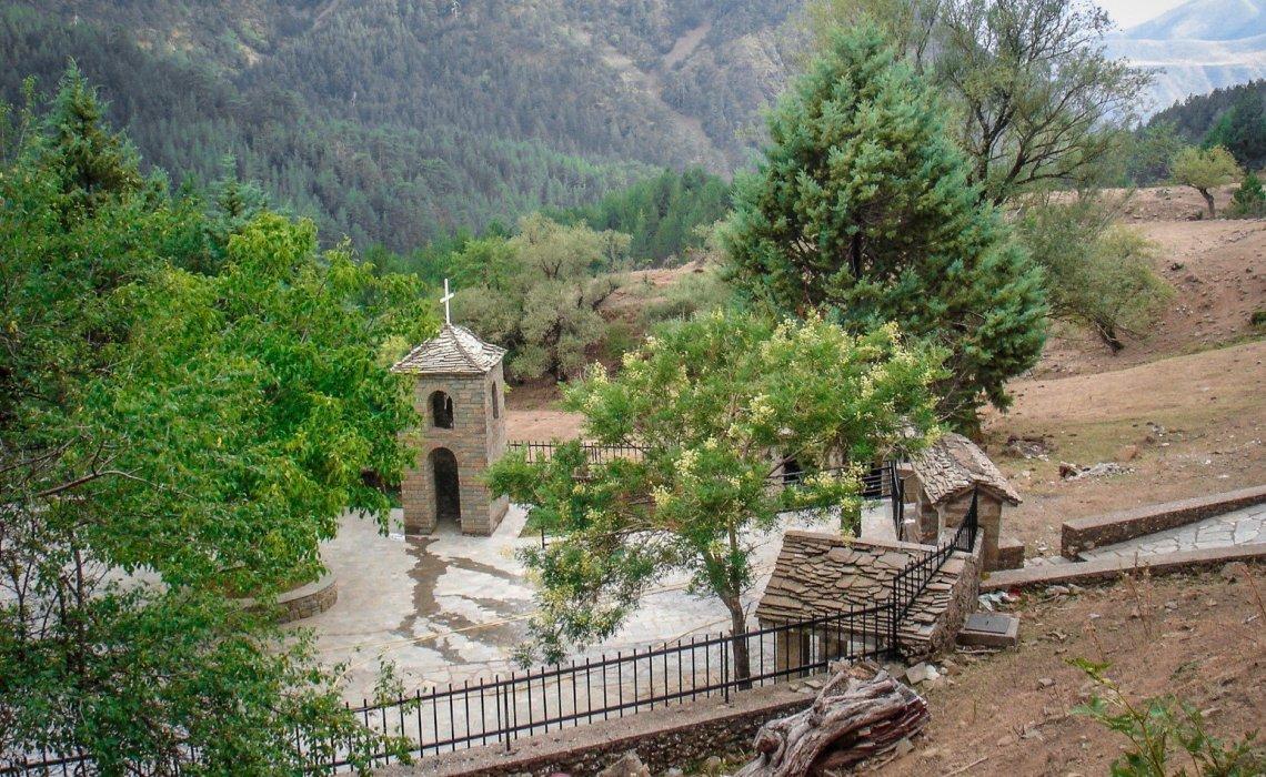 Το πιο ψηλό χωριό των Βαλκανίων βρίσκεται στην Ελλάδα - itravelling.gr
