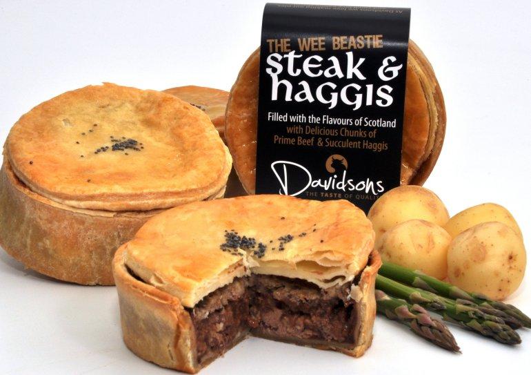 φαγητό στην Σκωτία