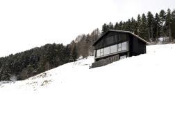 Morissen House: Ένα μοντέρνο καταφύγιο στις Άλπεις - itravelling.gr
