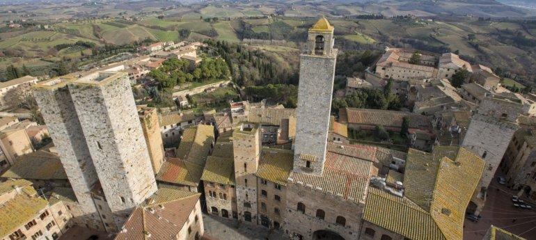 San Gimignano: Η πόλη των πύργων στην Τοσκάνη - itravelling.gr