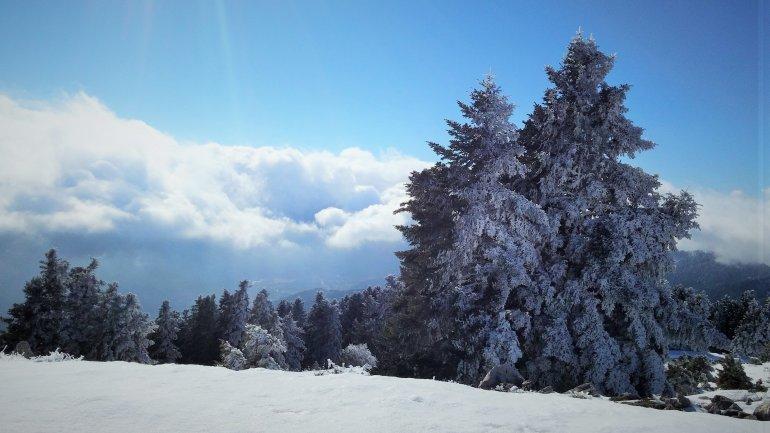 5 προορισμοί για λευκά Χριστούγεννα στην Ελλάδα - itravelling.gr
