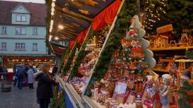 Rothenburg ob derTauber: Η πρωτεύουσα των Χριστουγέννων - itravelling.gr