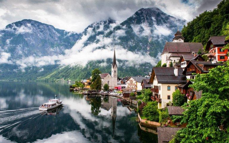 Hallstatt: Μια ονειρική πόλη στην Αυστρία - itravelling.gr