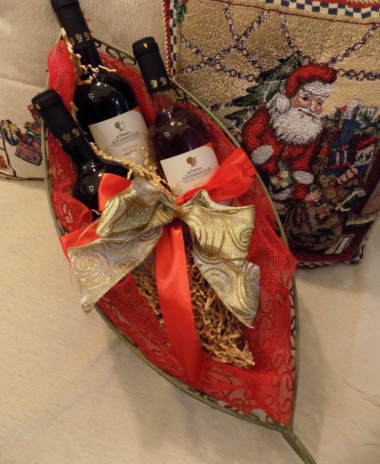 iT Διαγωνισμός: Κερδίστε 3 καλάθια με κρασιά από το κτήμα Χατζημιχάλη - itravelling.gr
