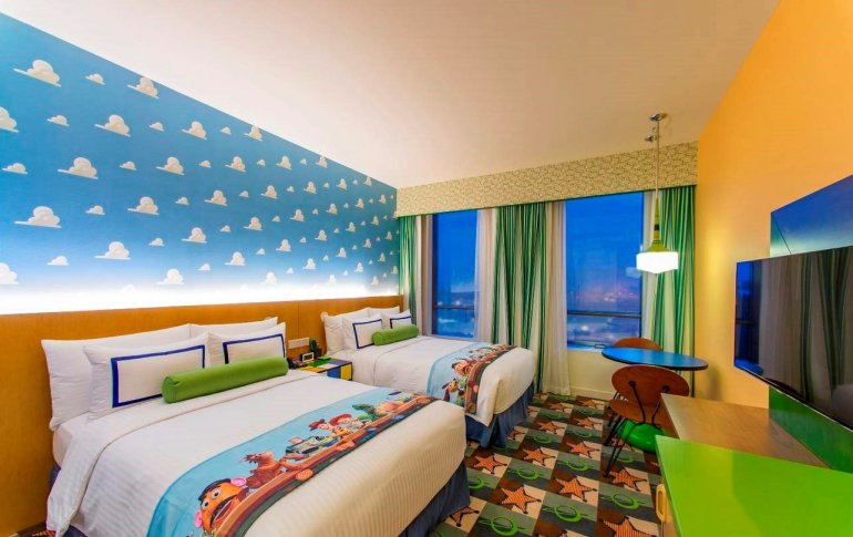 Toy Story Hotel: Το καλύτερο ξενοδοχείο για τους λάτρεις της ταινίας - itravelling.gr