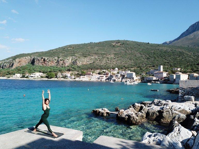 Detox Yoga Retreat Μάνη: Ένα wellness ξεκίνημα για το 2019! - itravelling.gr