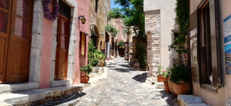 Ταξιδεύουμε σε 4 καστροπολιτείες στην Ελλάδα