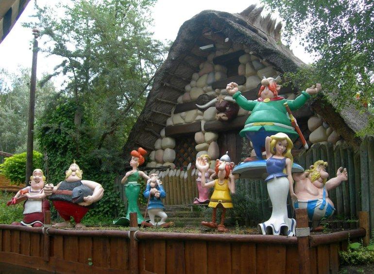 Πάμε στο Πάρκο του Αστερίξ και Οβελίξ για μάχη με τους Ρωμαίους -itravelling.gr