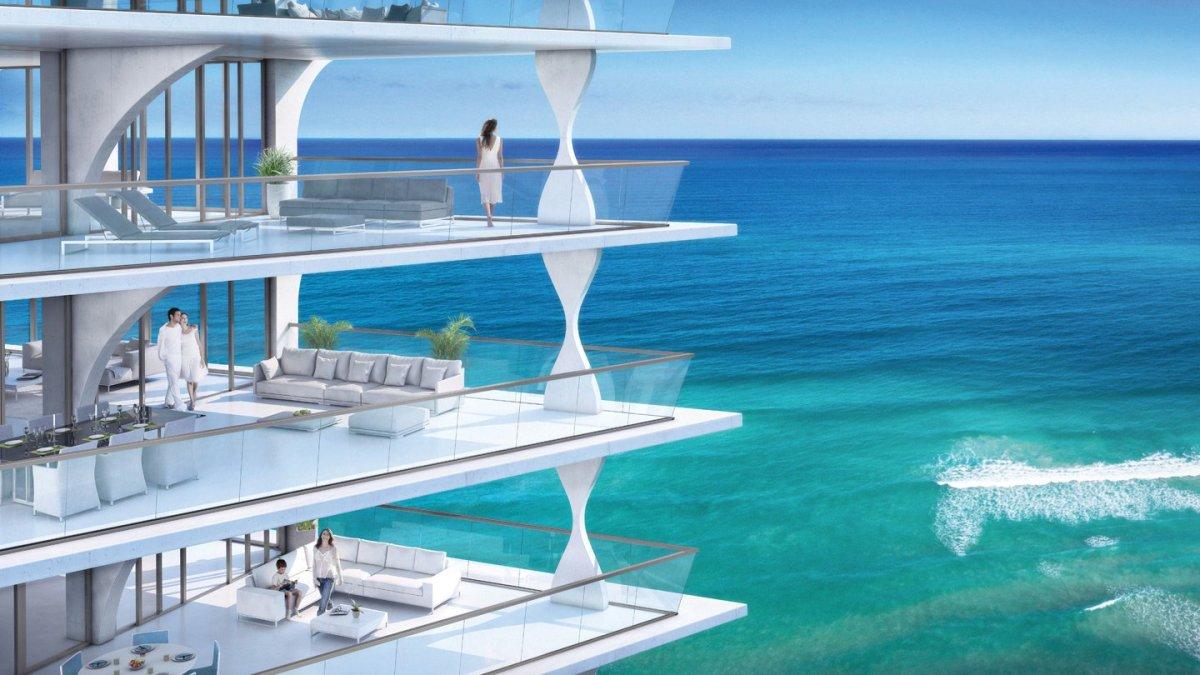 Utopia: Το κρουαζιερόπλοιο που αγοράζεις το διαμέρισμά σου!