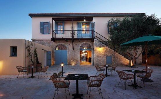 Polis 1907: Ξεχωριστή διαμονή στο αρχοντικό της Κύπρου από την Louis Hotels - itravelling.gr