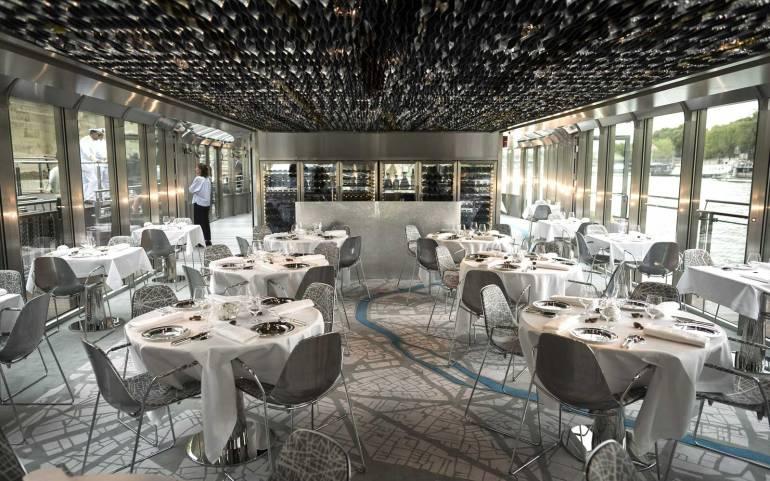 Τα 5 πιο σικάτα εστιατόρια στην Ευρώπη - itravelling.gr
