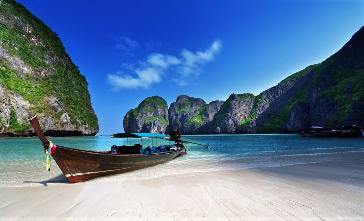 Phi Phi Leh: Η παραλία Maya του DiCaprio κλείνει οριστικά!