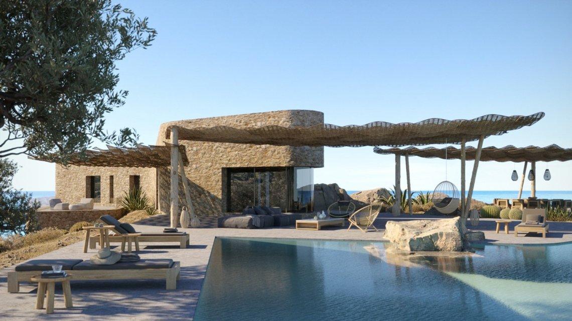 Active Materiality: Το βραβευμένο συγκρότημα εξοχικών κατοικιών από την Potiropoulos + Partners - itravelling.gr
