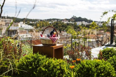The Foundry Hotel: Πάμε για πιν νικ με θέα την Ακρόπολη - itravelling.gr