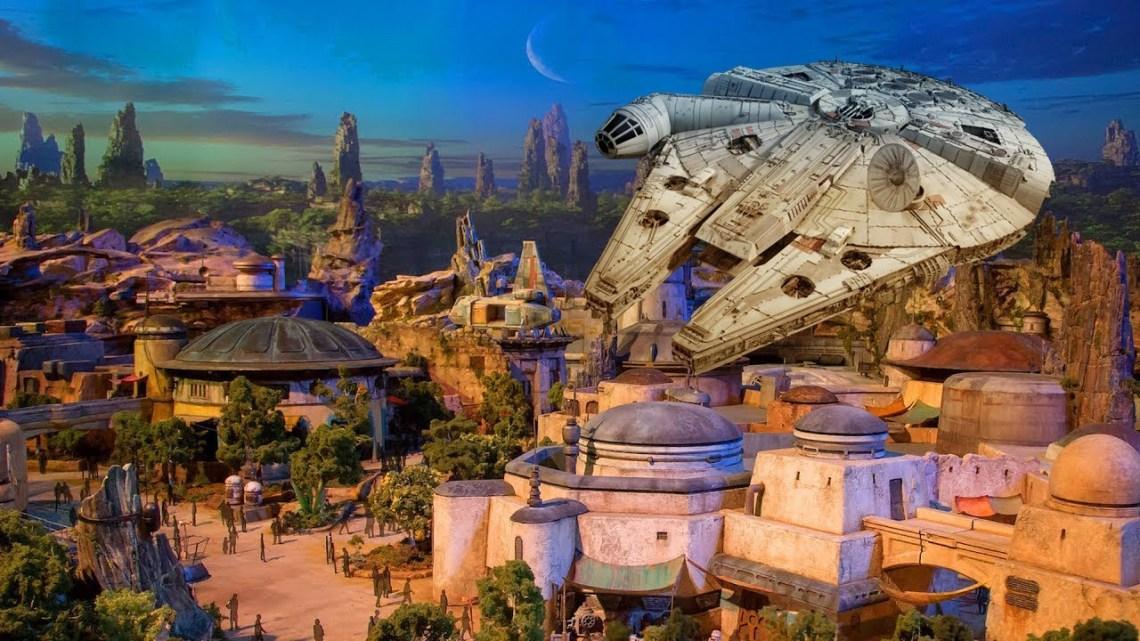 Galaxy's Edge: Το πρώτο θεματικό πάρκο Star Wars είναι γεγονός! - itravelling.gr