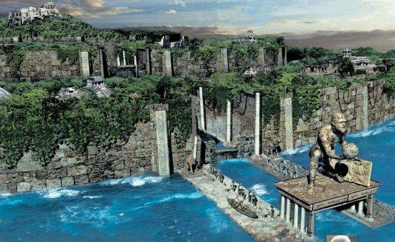 Πάμε στο πρώτο διαδραστικό μουσείο για τη Χαμένη Ατλαντίδα - itravelling.gr