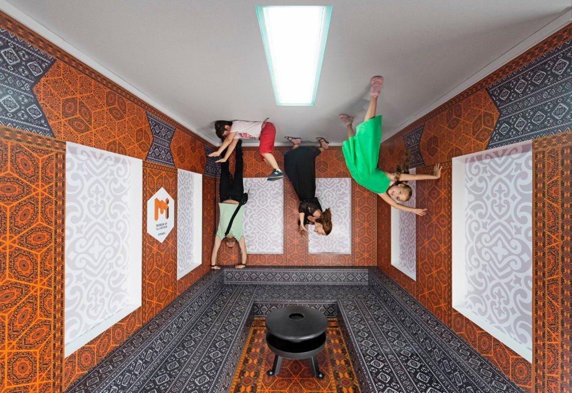 Το Museum of Illusions και στην Κωνσταντινούπολη! - itravelling.gr