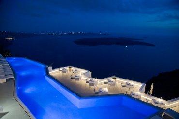 Four Hands Dinner: Μια βραδιά γεμάτη μεσογειακές γεύσεις στο Grace Hotel Santorini - itravelling.gr