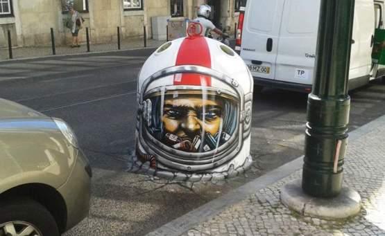 14 τρισδιάστατα graffiti που μας πήραν το μυαλό! - itravelling.gr