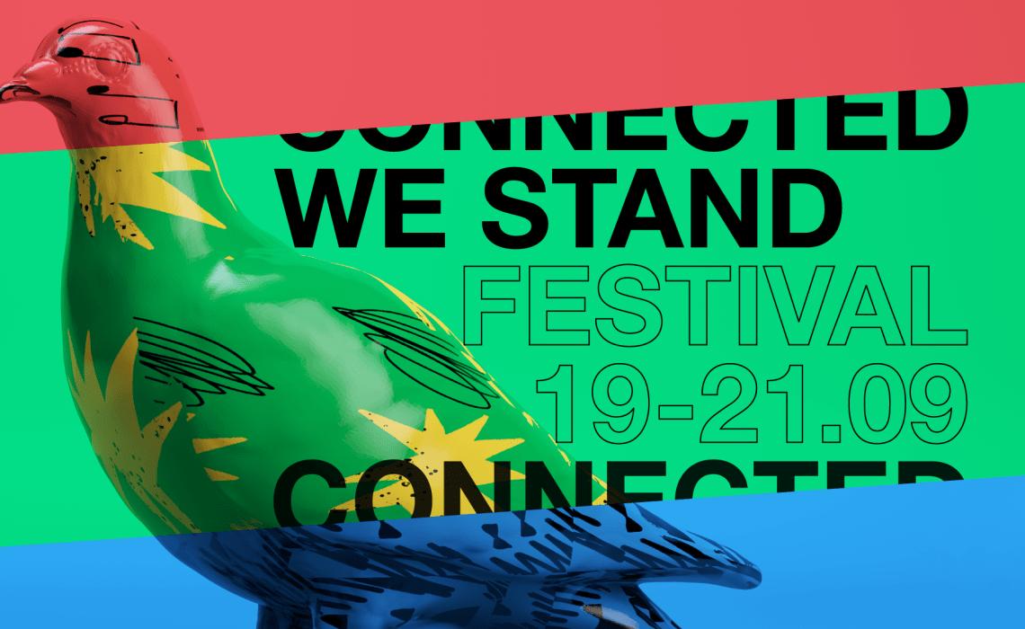 CONNECTED WE STAND: Ένα τριήμερο Φεστιβάλ για τη στήριξη 30.000 θυμάτων πολέμου - itravelling.gr