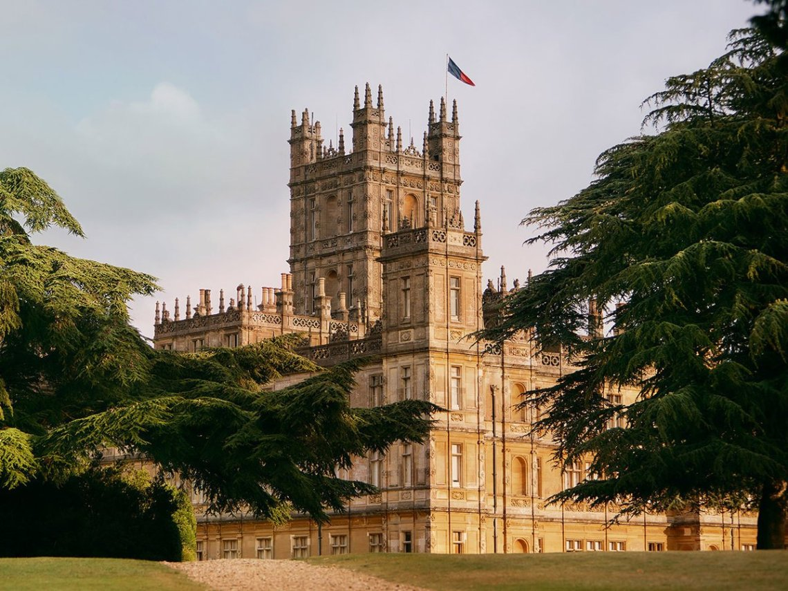 Κέρδισε μια διαμονή στο κάστρο του Downton Abbey - itravelling.gr