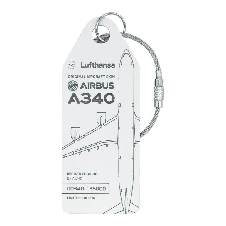 Στιλάτα αξεσουάρ φτιαγμένα από τα αεροσκάφη της Lufthansa - itravelling.gr