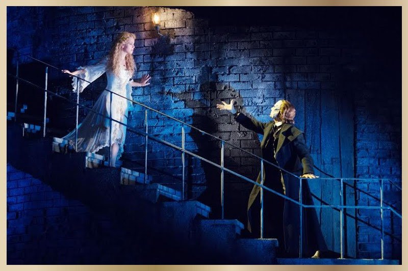 The Phantom of the Opera: Για μία ακόμα εβδομάδα στην Ελλάδα! - itravelling.gr
