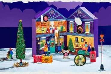 Advent Calendars: H Body Shop φέρνει τα Χριστούγεννα νωρίτερα - itravelling.gr
