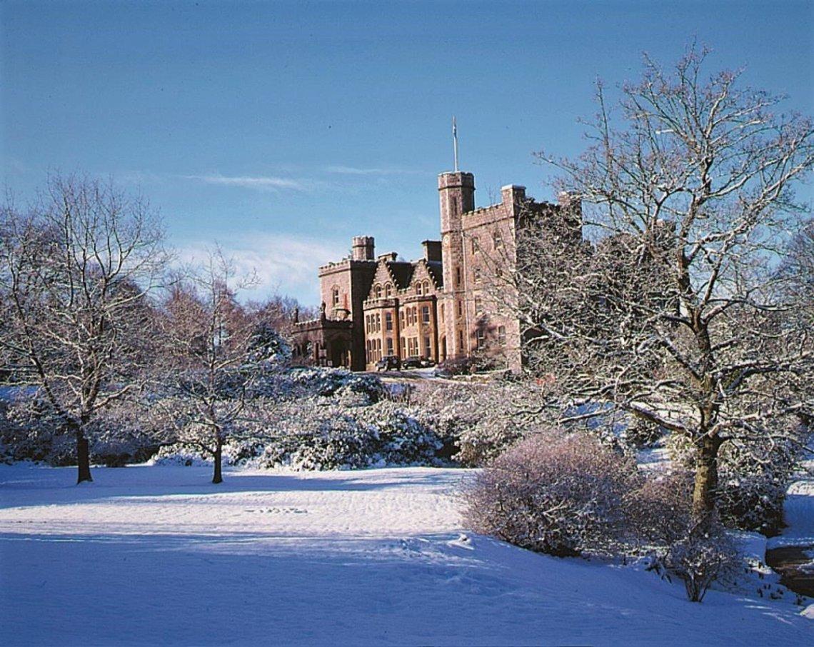 Ρομαντική διαμονή στο κάστρο της Σκωτίας - itravelling.gr