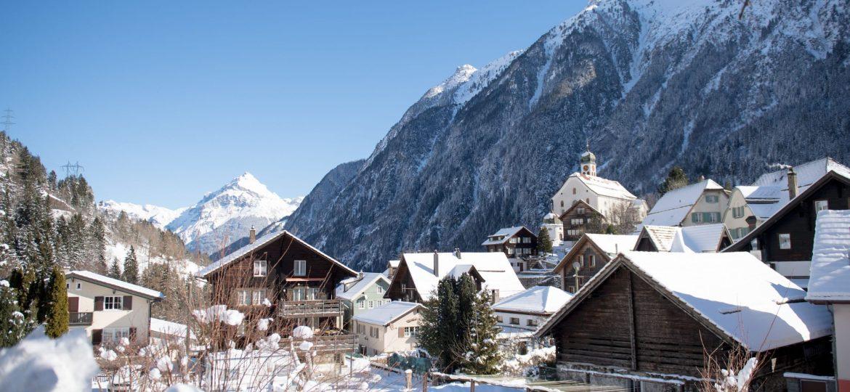 Andermatt: Ένας «λευκός» παράδεισος στην Ευρώπη